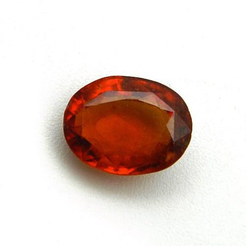 5.46 Carat/ 6.06 Ratti Natural Ceylon Hessonite (Gomed) Gemstone