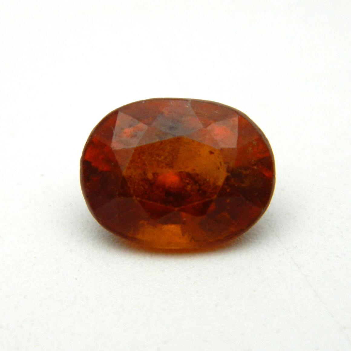 5.36 Carat/ 5.95 Ratti Natural Ceylon Hessonite Garnet (Gomed) Gemstone
