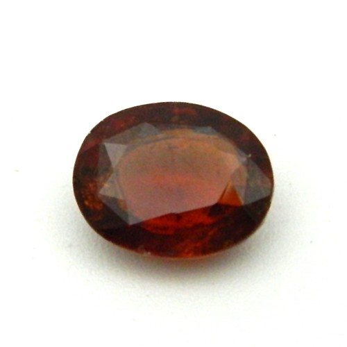 5.43 Carat/ 6.02 Ratti Natural Ceylon Hessonite (Gomed) Gemstone