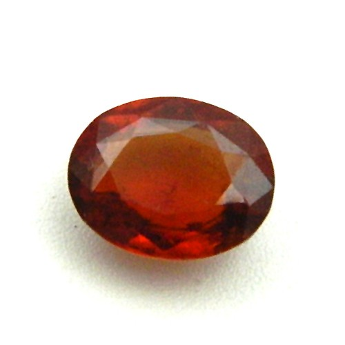 5.48 Carat/ 6.08 Ratti Natural Ceylon Hessonite (Gomed) Gemstone