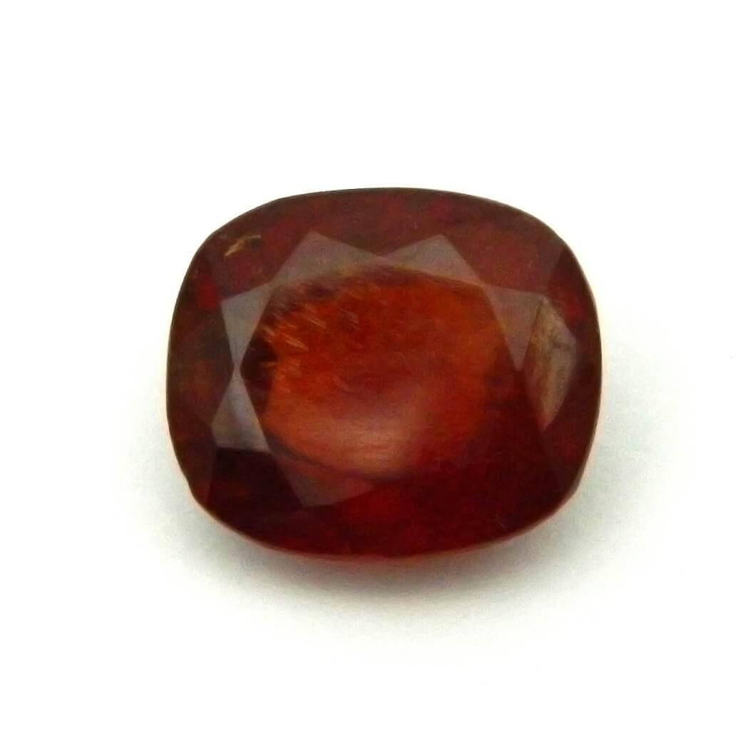 5.48 Carat/ 6.08 Ratti Natural Hessonite Garnet (Gomed) Gemstone
