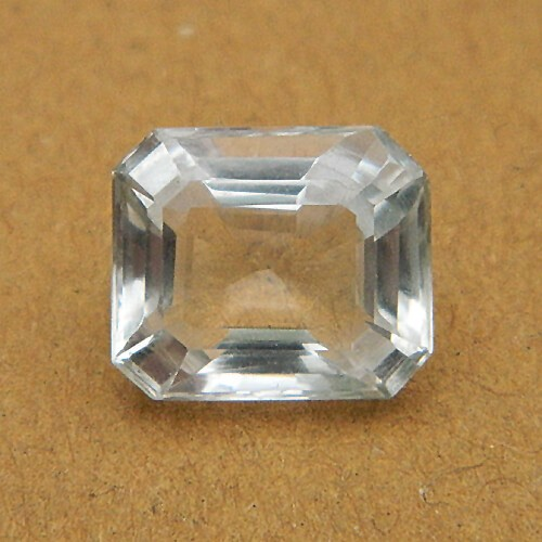 5.55 Carat/ 6.16 Ratti Natural Rock Crystal (Sphatik)