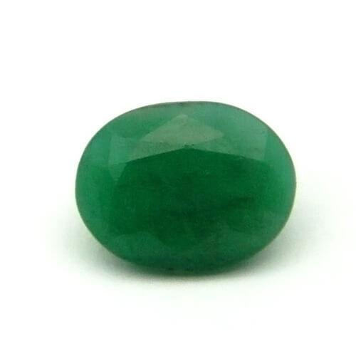 5.76 Carat/ 6.39 Ratti Natural Zambian Emerald (Panna) Gemstone