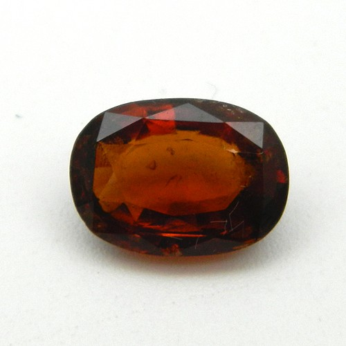 5.84 Carat/ 6.48 Ratti Natural Ceylon Hessonite (Gomed) Gemstone