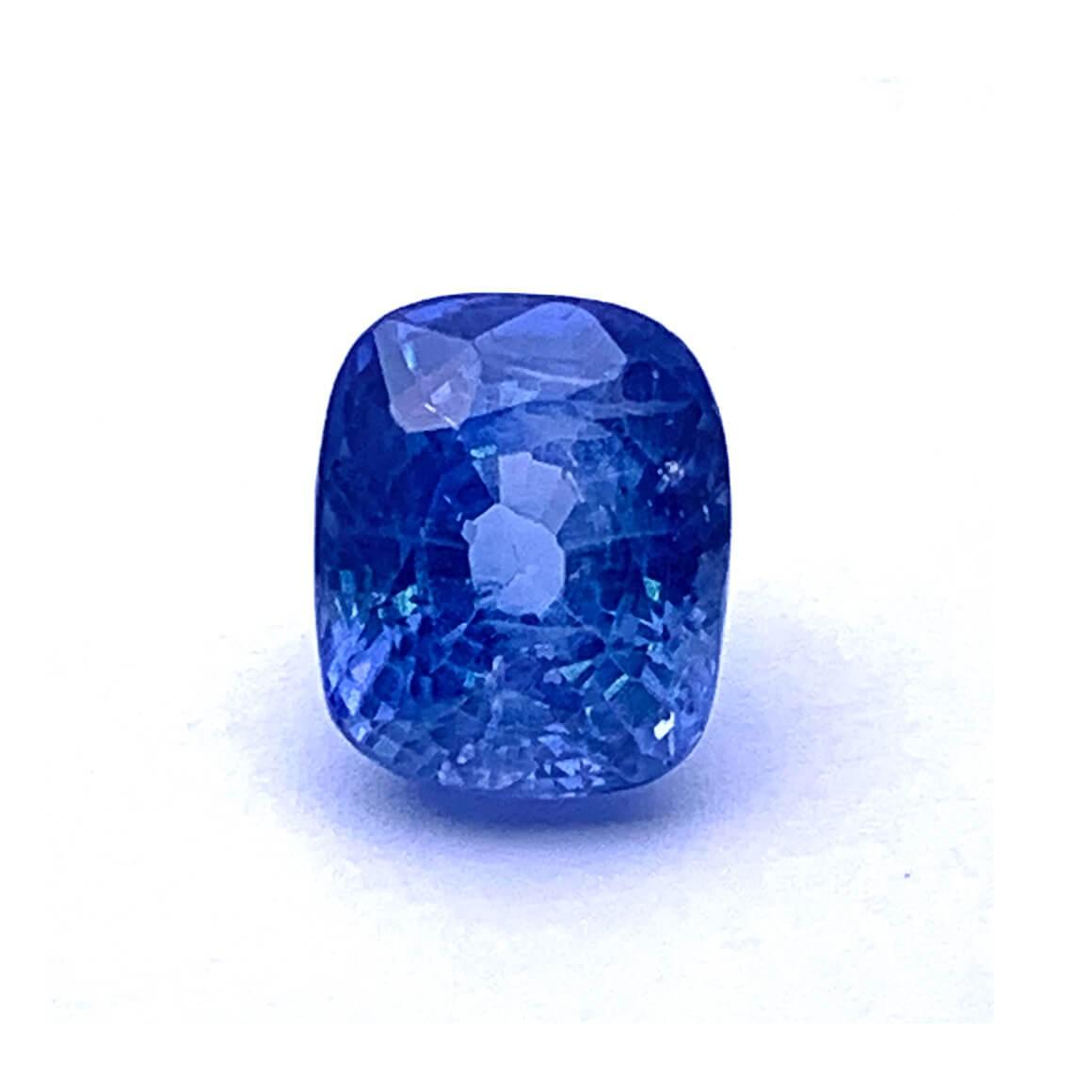 5.99 Carat/ 6.65 Ratti Natural Ceylon Blue Sapphire (Neelam) Gemstone