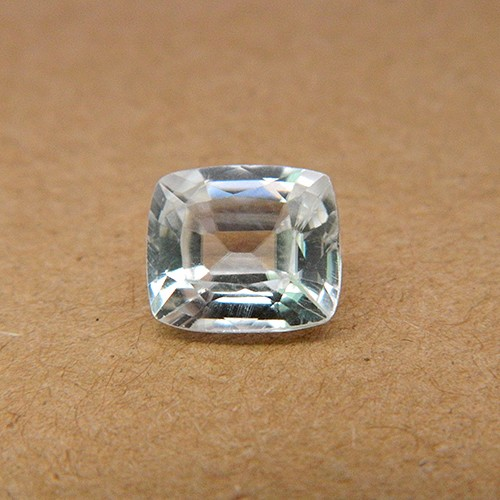 5.19 Carat Natural White Zircon Gemstone