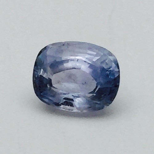 5.41 Carat  Natural Transparent Ceylon Blue Sapphire (Neelam) Gemstone