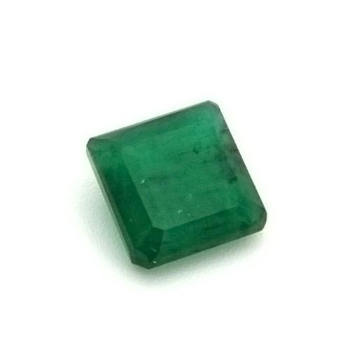 5.60 Carat Natural Zambian Emerald (Panna) Gemstone