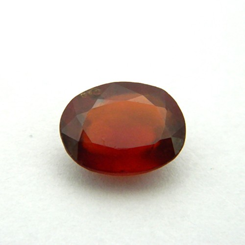 5.68 Carat  Natural Hessonite Garnet (Gomed) Gemstone