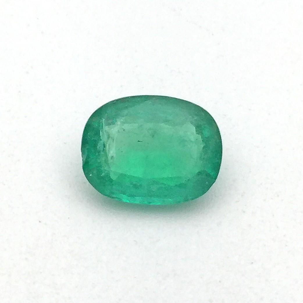 3.91 Carat  Natural Emerald (Panna) Gemstone