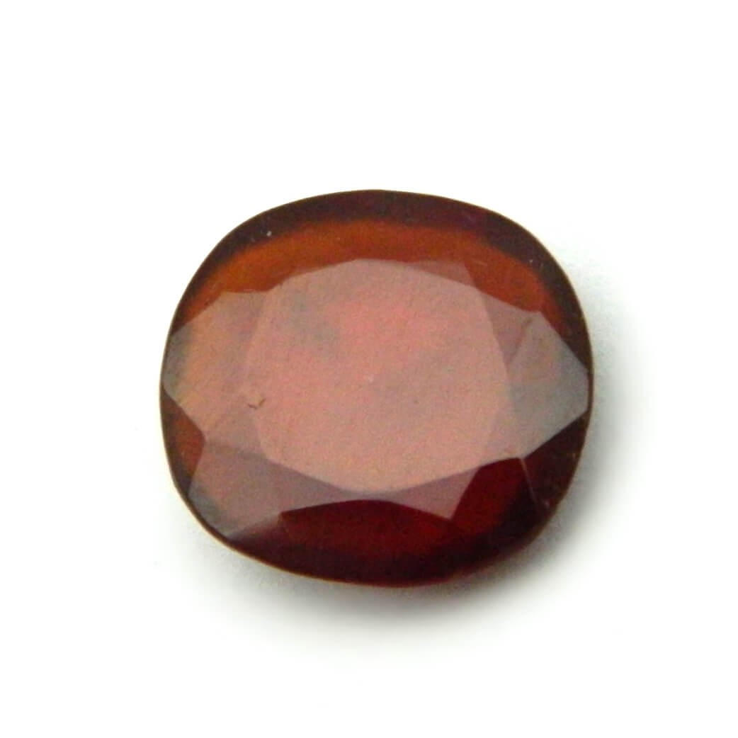6.10 Carat/ 6.77 Ratti Natural Hessonite Garnet (Gomed) Gemstone