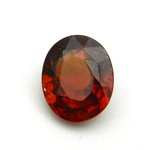 6.12 Carat/ 6.79 Ratti Natural Ceylon Hessonite (Gomed) Gemstone