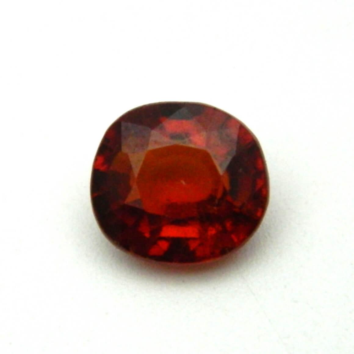 6.12 Carat/ 6.79 Ratti Natural Ceylon Hessonite Garnet (Gomed) Gemstone