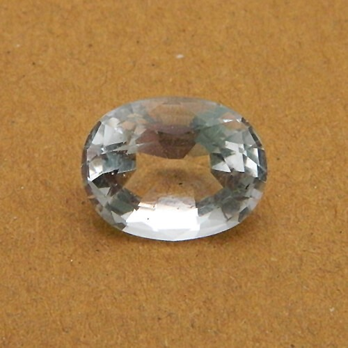 6.14 Carat/ 6.81 Ratti Natural Rock Crystal (Sphatik)
