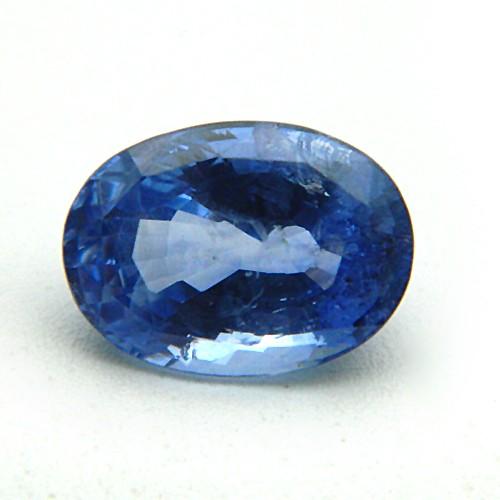 6.22 Carat/ 6.91 Ratti Natural Ceylon Blue Sapphire (Neelam) Gemstone