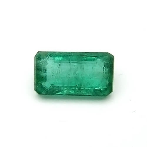 6.25 Carat/ 6.93 Ratti Natural Columbian Emerald (Panna) Gemstone