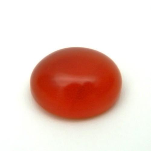 6.26 Carat Natural Carnelian Gemstone