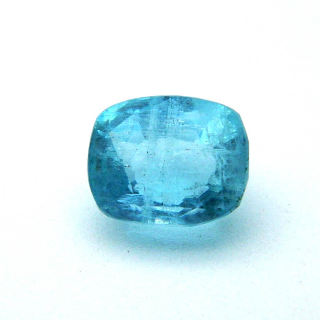 6.37 Carat/ 7.07 Ratti Natural Aquamarine Gemstone
