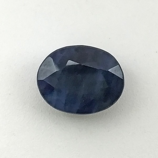 5.43 Carat  Natural Blue Sapphire (Neelam) Gemstone