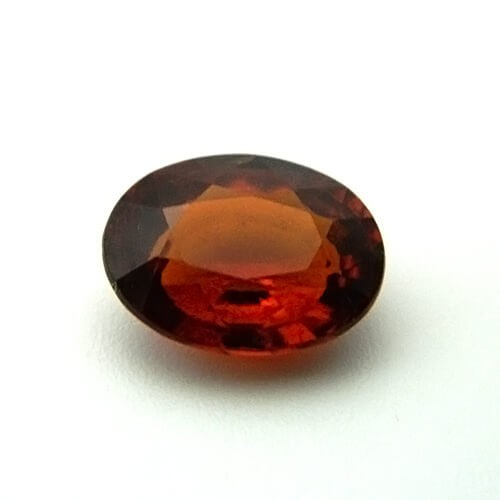 6.02 Carat Natural Hessonite Garnet (Gomed) Gemstone