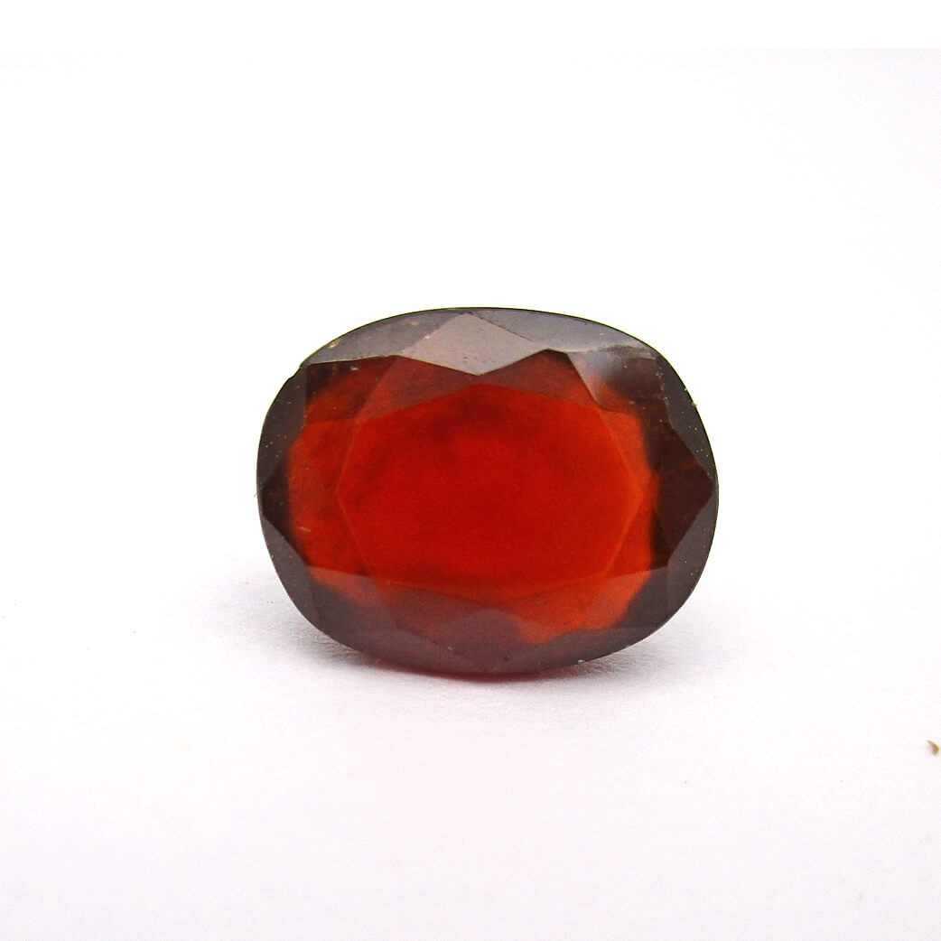 6.10 Carat/ 6.77 Ratti Natural African Hessonite Garnet (Gomed) Gemstone