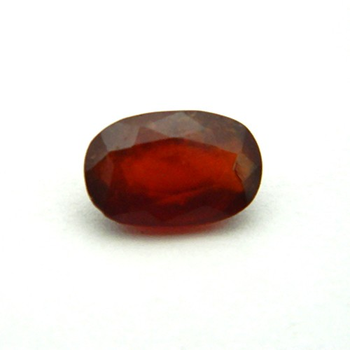6.30 Carat  Natural Hessonite Garnet (Gomed) Gemstone
