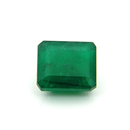 6.46 Carat Natural Zambian Emerald (Panna) Gemstone
