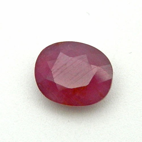 6.80 Carat/ 7.55 Ratti Natural African Ruby (Manik) Gemstone