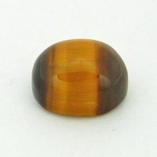 8.52 Carat Natural Tiger's Eye Gemstone