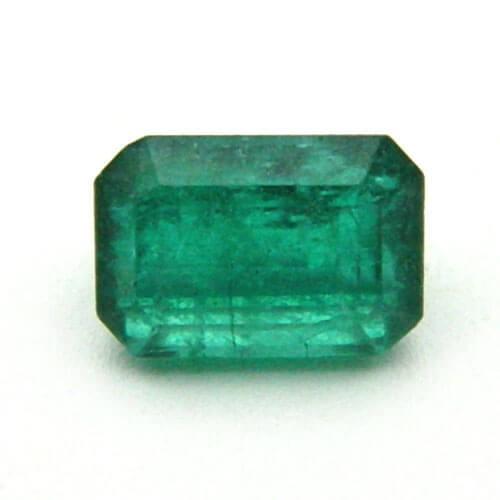 7.06 Carat/ 7.83 Ratti Natural Zambian Emerald (Panna) Gemstone