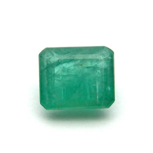 7.28 Carat/ 8.08 Ratti Natural Zambian Emerald (Panna) Gemstone