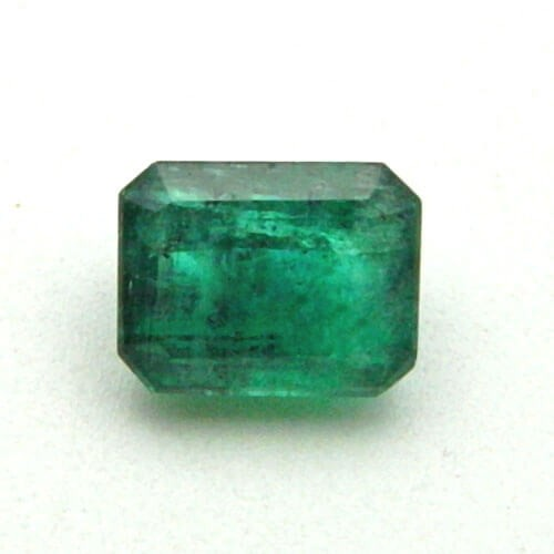 7.41 Carat/ 8.22 Ratti Natural Zambian Emerald (Panna) Gemstone