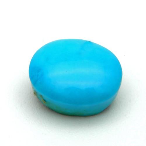 7.64 Carat/ 8.48 Ratti Natural Turquoise (Firoza) Gemstone