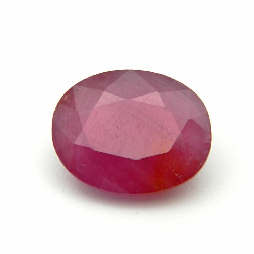 7.60 Carat/ 8.44 Ratti Natural African Ruby (Manik) Gemstone