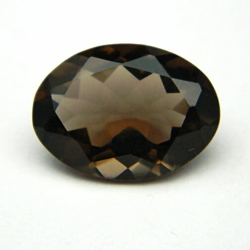 9.37 Carat Natural Smoky Quartz Gemstone