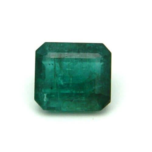 8.21 Carat/ 9.11 Ratti Natural Zambian Emerald (Panna) Gemstone