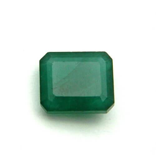 8.79 Carat/ 9.75 Ratti Natural Zambian Emerald (Panna) Gemstone