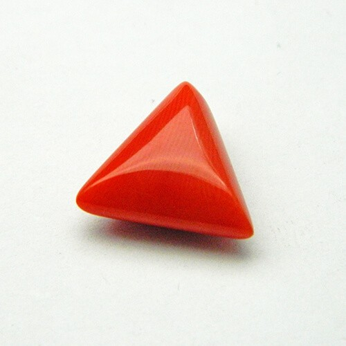 8.34 Carat Natural Coral (Moonga) Gemstone