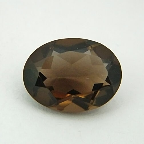 8.40 Carat Natural Smoky Quartz Gemstone