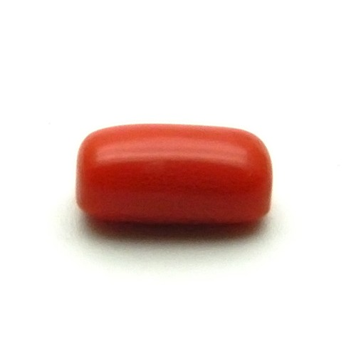 9.71 Carat/ 10.78 Ratti Natural Italian Coral (Moonga) Gemstone