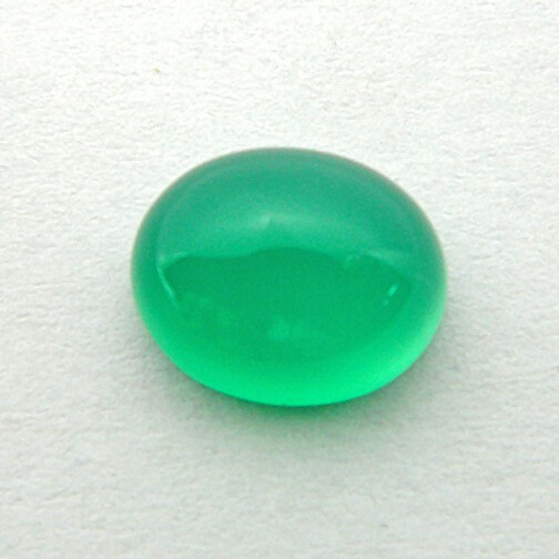 4.53 Carat  Natural Green Onyx Gemstone