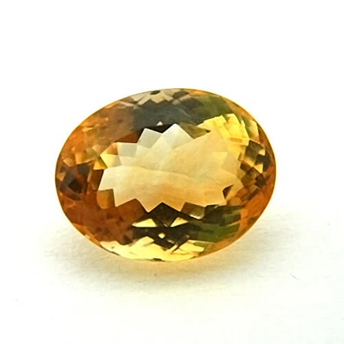 8.54 Carat Natural Citrine (Sunela) Gemstone