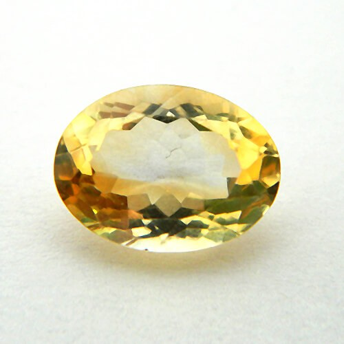 5.65 Carat Natural Citrine (Sunela) Gemstone