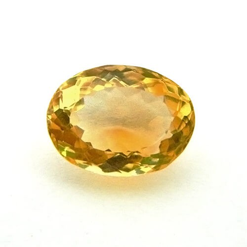 5.41 Carat Natural Citrine (Sunela) Gemstone
