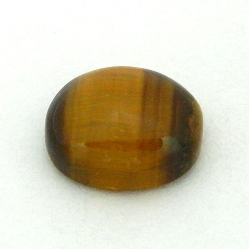 6.93 Carat Natural Tiger's Eye Gemstone