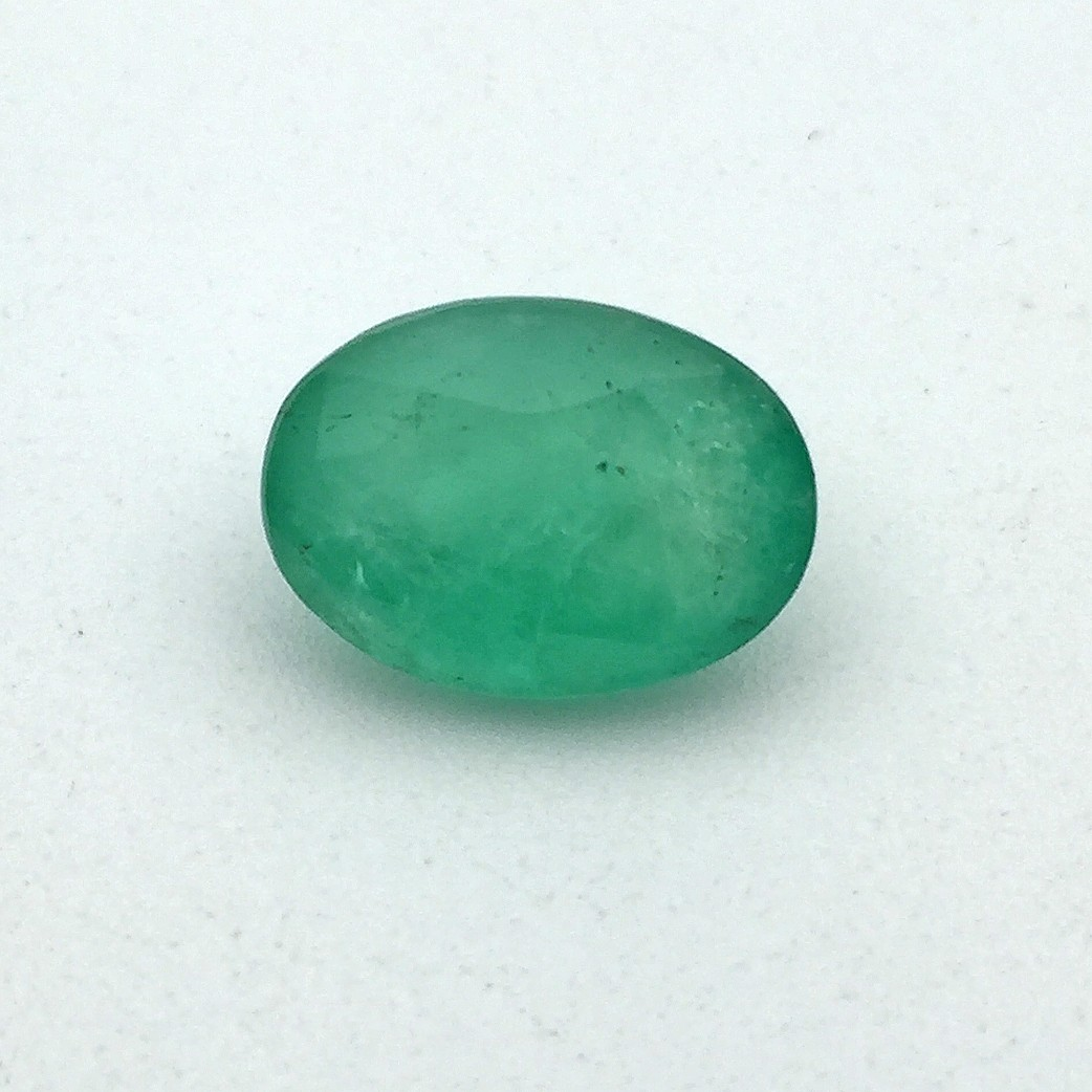 4.93 Carat  Natural Emerald (Panna) Gemstone