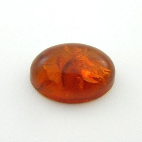 2.40 Carat Natural Amber Gemstone