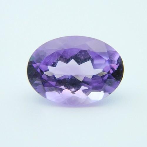 5.62 Carat Natural Amethyst Gemstone