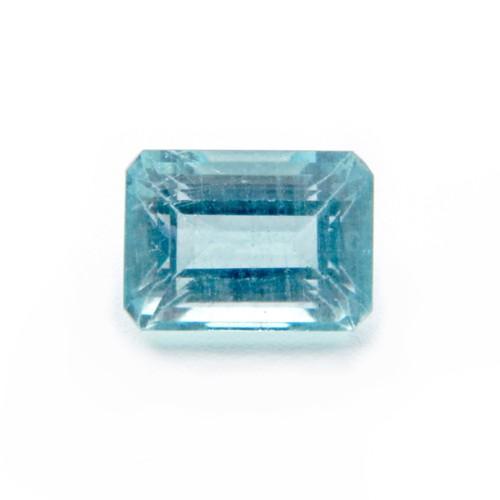 3.91 Carat Natural Aquamarine Gemstone