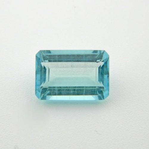 4.67 Carat Natural Aquamarine Gemstone
